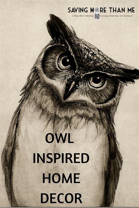 owl home decor owl inspired home decor