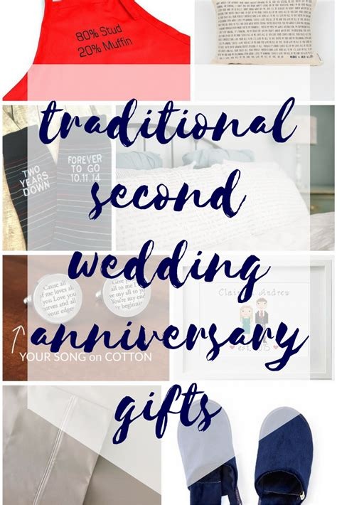 Wedding Anniversary Second Gift by Traditional Second Wedding Anniversary Gifts Countdowns