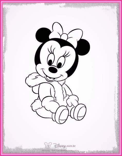 imagenes de mickey y minnie blanco y negro dibujos para pintar de minnie y disney imagenes de minnie