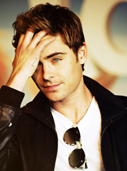 zac efron yolo tattoo zac efron will make your day better odyssey