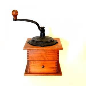 Coffee Grinder Antique Antique Black Urn Cast Iron Coffee Grinder Just For You