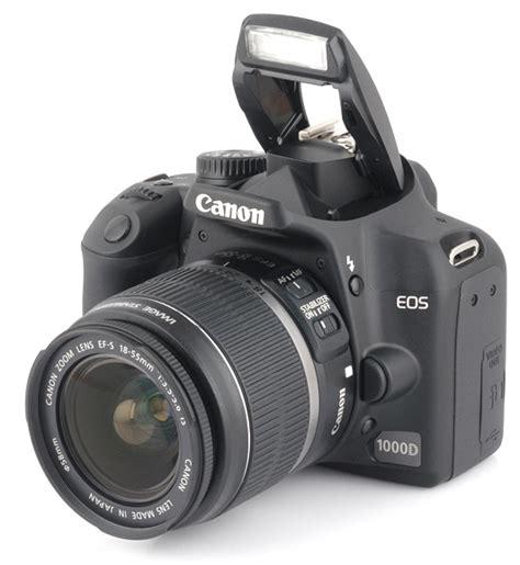Kamera Canon 1000d canon eos 1000d test