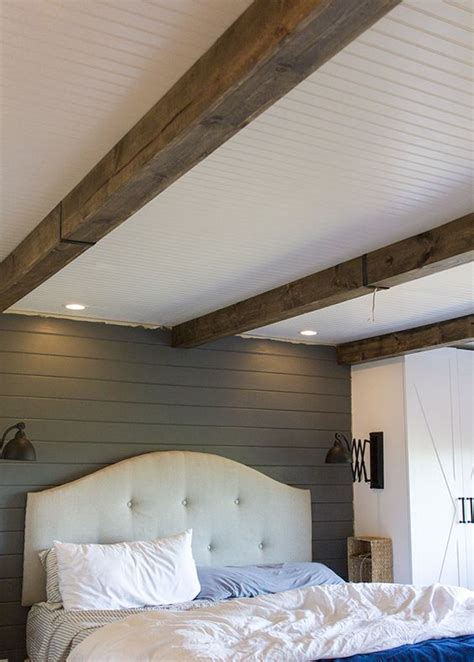 jenna sue master makeover diy wood beams bonus room
