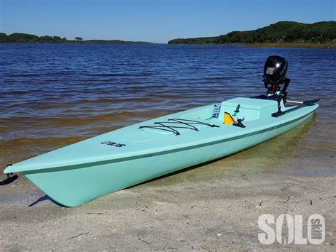 total boat skiff build fishing kayaks with motors why they rock solo skiff