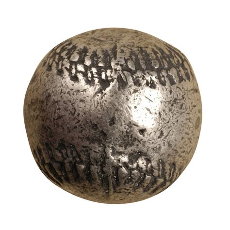 Baseball Dresser Knobs by At Home 886 1 Baseball Knob Atg Stores