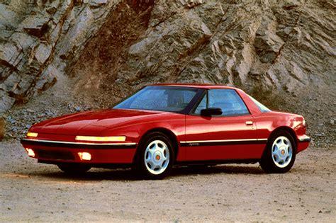 1990 buick reatta reviews 1990 91 buick reatta consumer guide auto