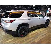 2017 Chicago Auto Show Recap &187 Chevy 2018 Traverse 3