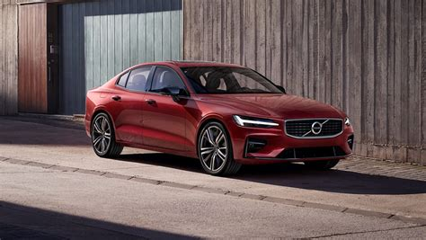 volvo nieuwe modellen 2020 2019 volvo s60 revealed car news carsguide