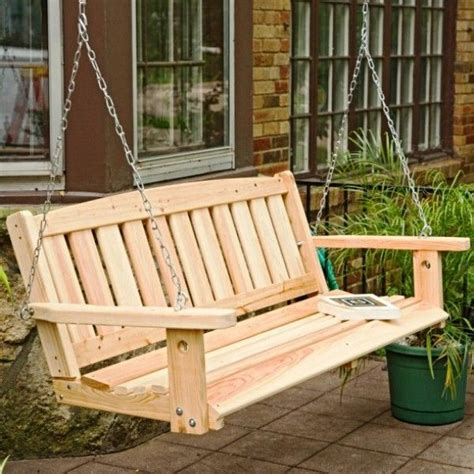 wooden hanging porch swing 1000 images about wooden swings on pinterest swing