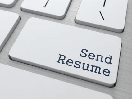 send cv how to email a resume and cover letter