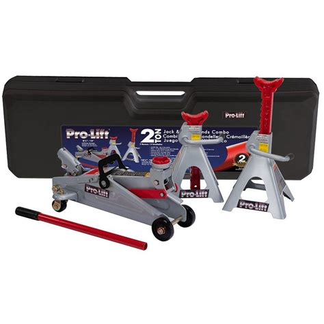 pro lift 2 ton combo kit in plastic 2t floor