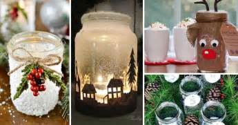 Ball Jar Lights 22 Quick And Cheap Mason Jar Crafts Filled With Holiday