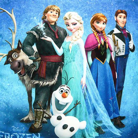 frozen film up new frozen disney film characters olaf sven elsa anna 16
