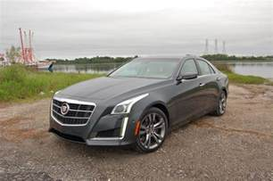 Cadillac V Sport In Our Garage 2014 Cadillac Cts V Sport Turbo