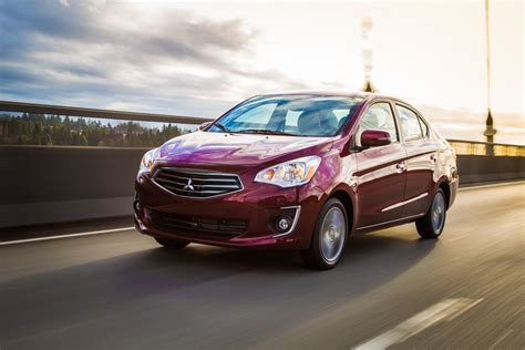 mirage mitsubishi 2017 2017 mitsubishi mirage sedan unveiled at toronto auto show