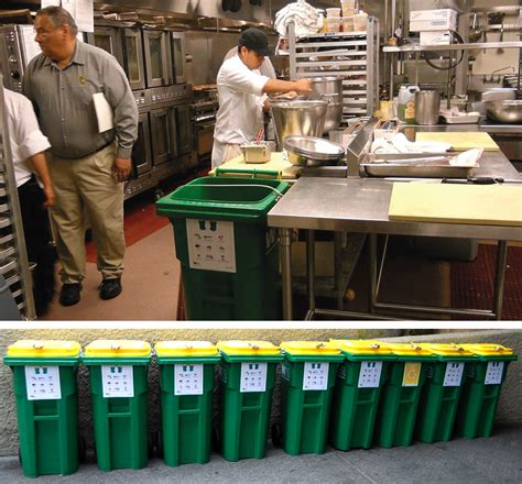Waste Materials In Kitchen by Food Waste Composting At San Diego Hotels Biocycle Biocycle
