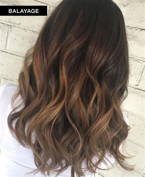 what is balayage color what is balayage vs ombre hairstylegalleries