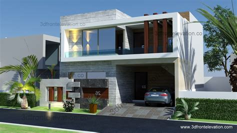 Open Floor Plan House Designs by 3d Front Elevation Com 10 Marla House Plan Layout