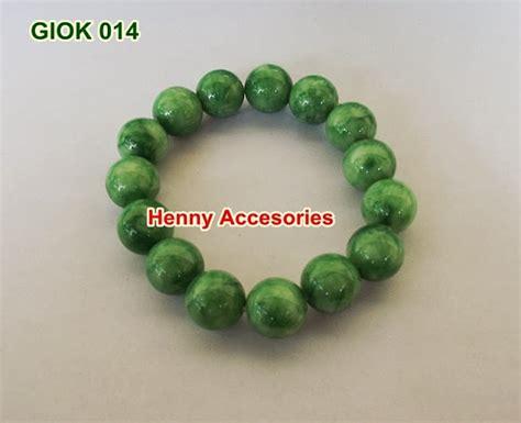 Gelang Batu Corak Batu Utama Hijau gelang batu giok hijau muda 014 rp 75 000 henny accesories