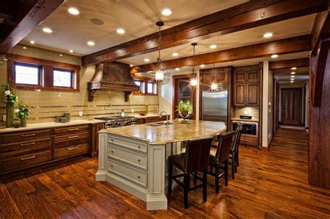 timber kitchen designs photos hgtv