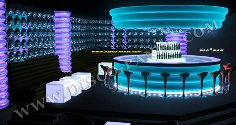 Designer Bar Accessories Modern Nightclubs Decorations Interior Home Design