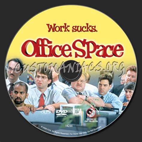 Office Space Dvd Office Space Dvd Label Dvd Covers Labels By