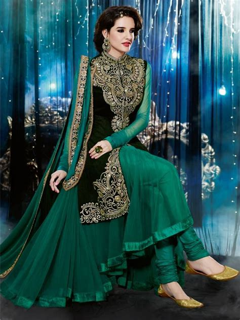 dress design indian 2015 ideas of royal indian velvet dresses design designers