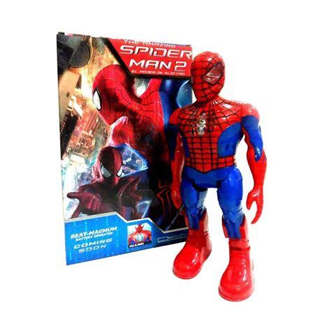 film anak spiderman jual daymart toys action figure the amazing spiderman
