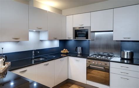 Executive 4 Bedroom Lodge Woburn Kitchen Of A 4 Bedroom Exclusive Lodge Prototype For