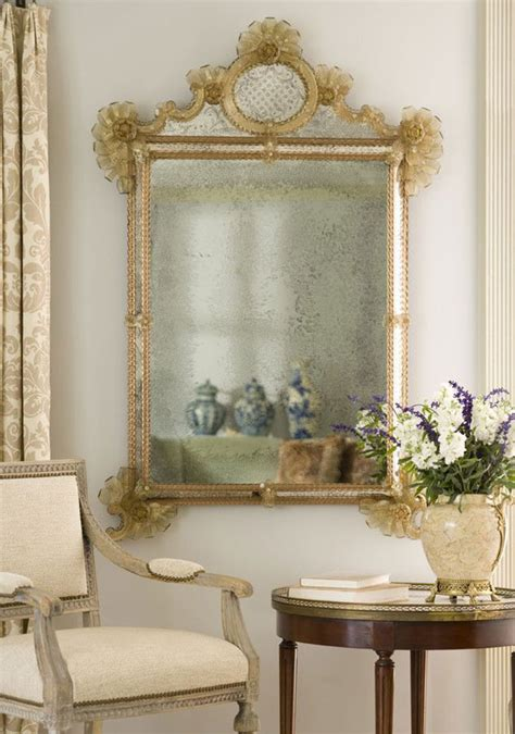 Venetian Home Decor by Quality Mirrors And Wall Mirrors With Venetian Mirrors