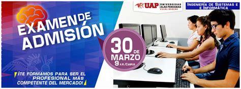 examen de admision 2015 istpv filial combata universidad alas peruanas filial huacho examen de