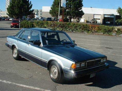 1982 Toyota Cressida Mega Hz S 1982 Toyota Cressida In Surrey Bc