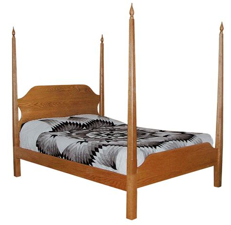 bed shaker shaker bed amish furniture designed