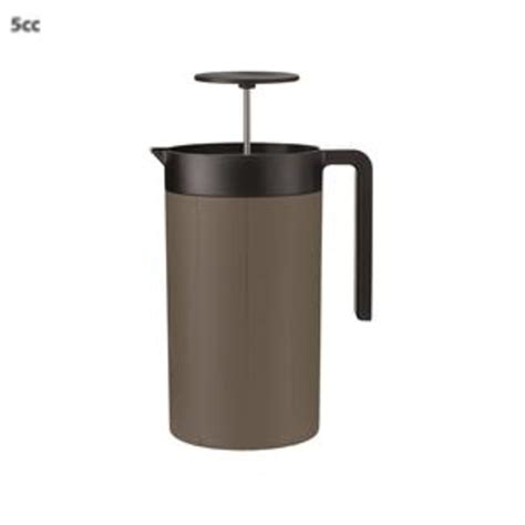 tuingerei stelton press coffee maker dot bruin van