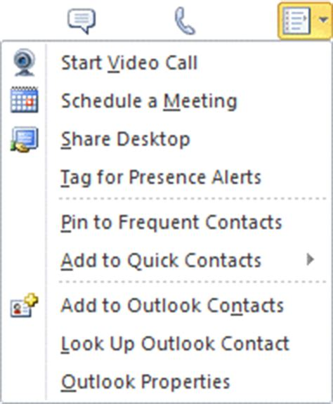 What Calendar Does Use How Does Lync 2010 Use Exchange Calendar Information