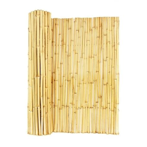 bamboo fencing home depot fence ideas