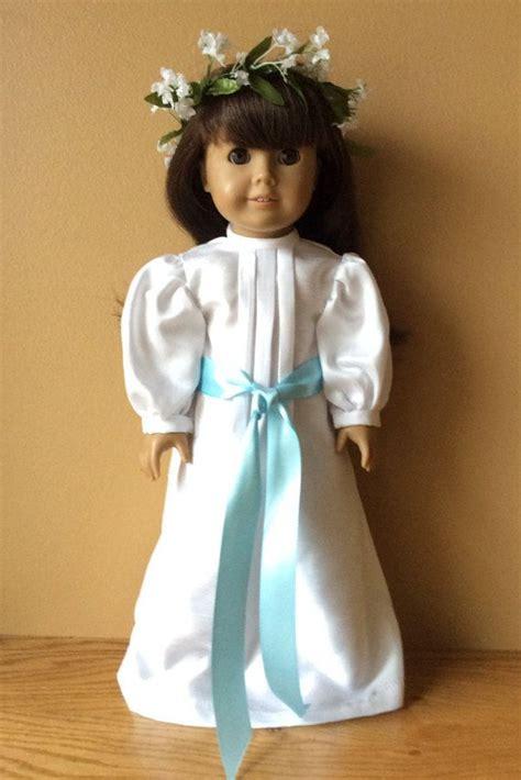 St Joan Maroon goretti doll costume by bellaslittleshoppe on etsy american doll beliefs