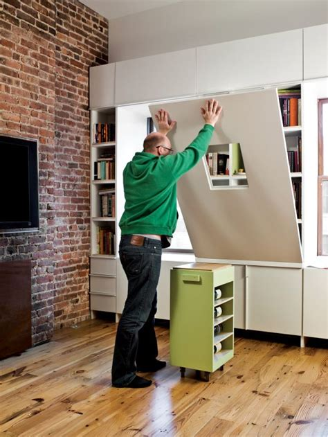 transformer apartment shows    save space