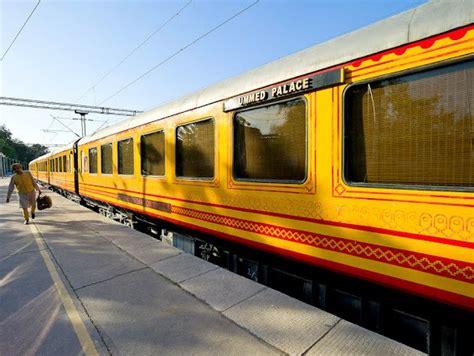 luxury trains of india luxury trains of india royal rajasthan on wheels