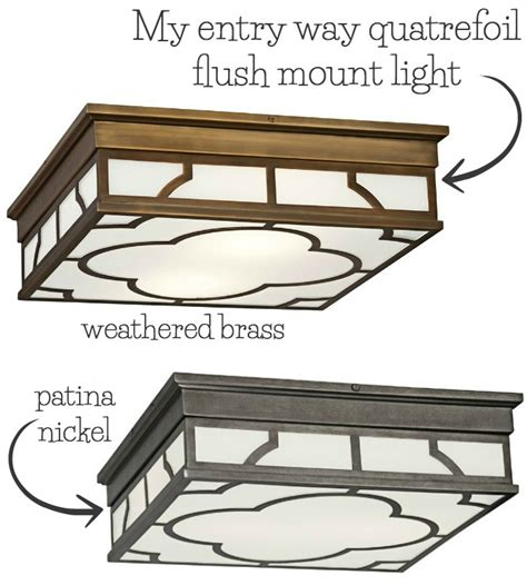 flush mount entry light best flush mount ceiling lighting my 10 faves from