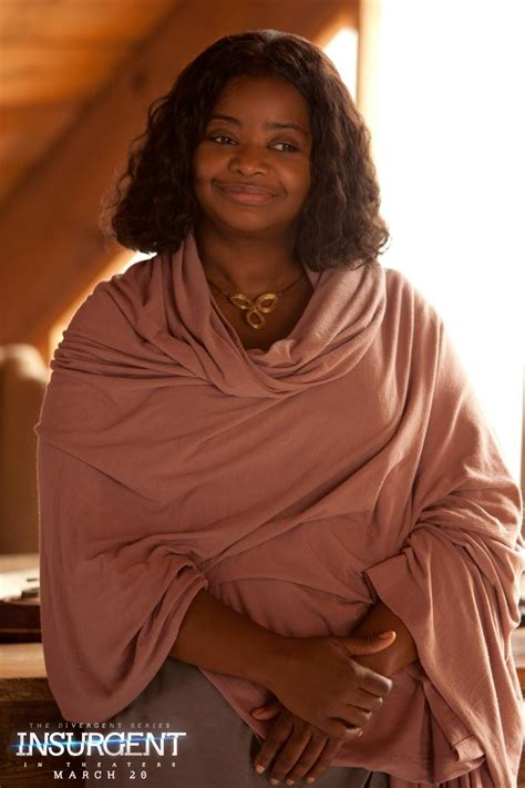 Bradleys New Erudite exclusive octavia spencer embodies johanna reyes in new