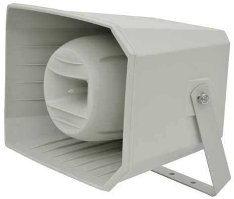 Speaker Toa 100 Watt frh50 range 30 watt rms outdoor horn speaker