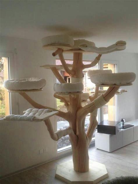 Kratzbaum Design Wohnung by Kratzb 228 Ume F 252 R Katzen Handgefertigt Und 100 Made In