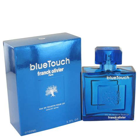 Franck Olivier Blue blue touch by franck olivier basenotes net