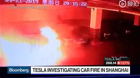 car fires  china spur investigations  tesla  rival nio motortrend