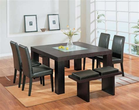 global furniture dining room sets global furniture usa g020 wenge dining set gf g020dt set