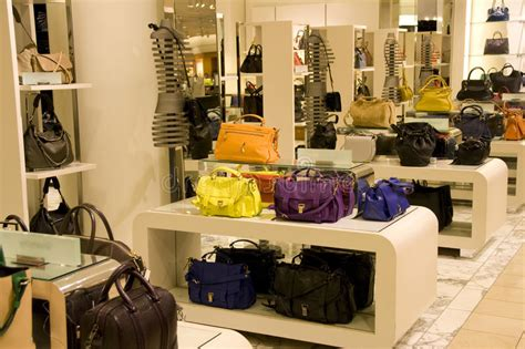 Purse Store handbag purse department store stock images image 32814154