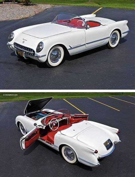 529 Chevy Nomad 191 best images about 54 corvette on