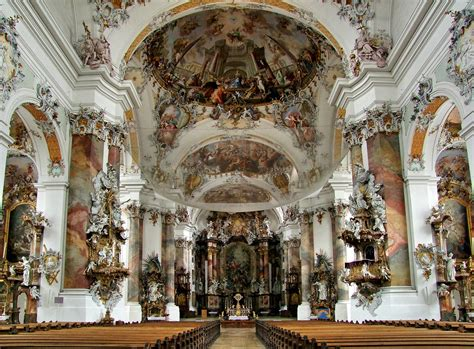 baroque architecture churches cathedrals basilicas chapels wondermondo