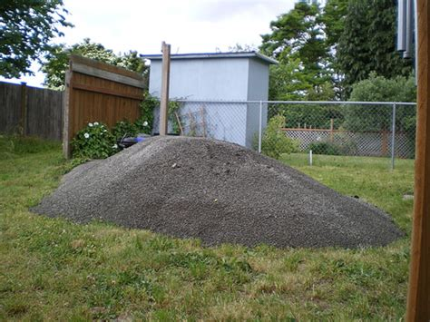 Cubic Yards To Tons Gravel Hill It S Five Cubic Yards I Think That S At